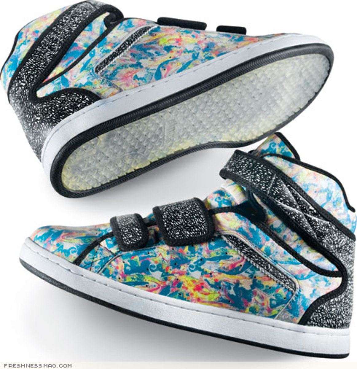 Freshness Feature: etnies Plus Spring 2007 Collection - 2