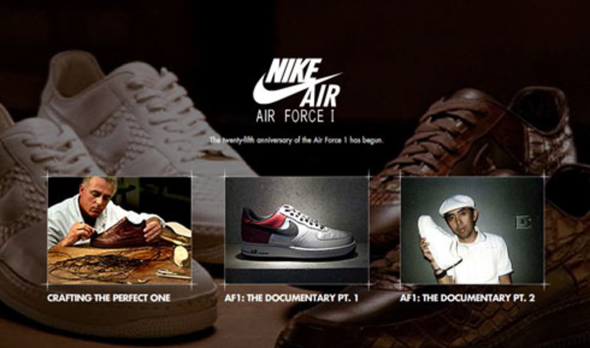 Nike  Air Force 1 Website (US) - 0