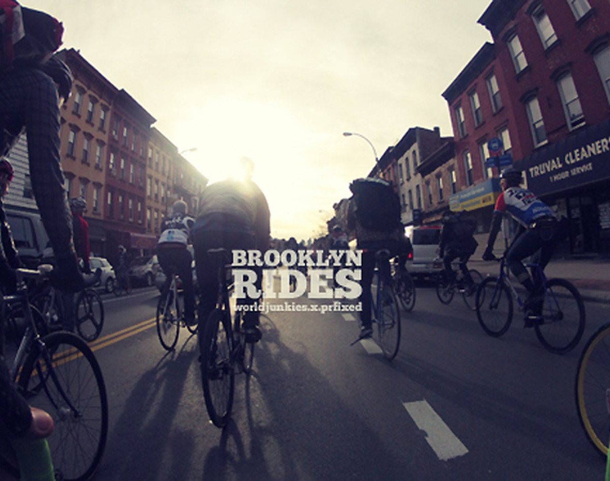 PRFixed - New York Brooklyn Rides: Monster Track 2012  | Recap Video - 0