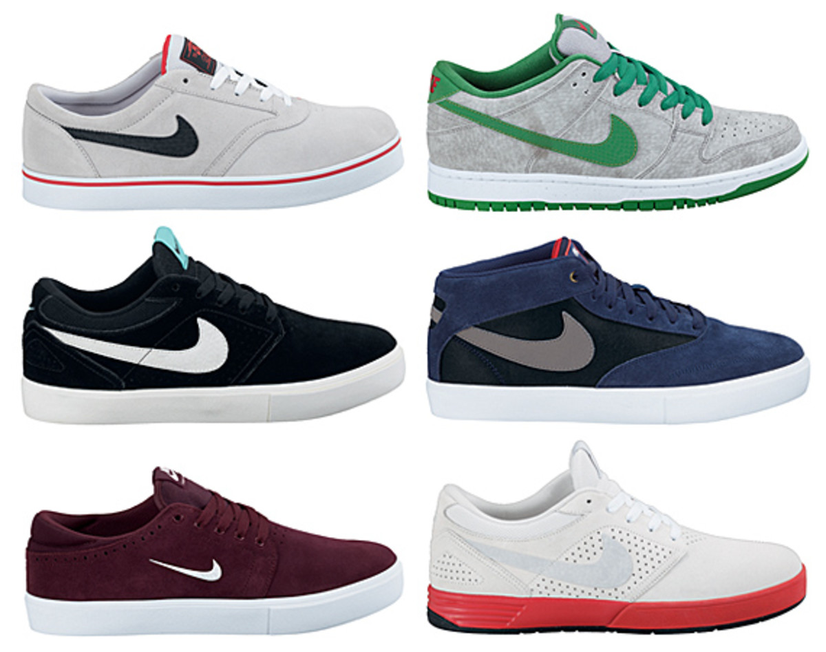nike sb may 2012 releases