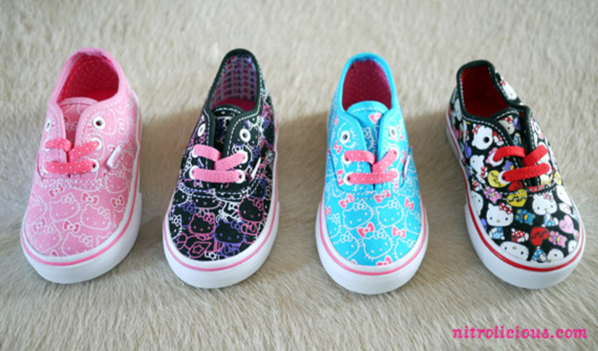 vans hello kitty shoes 2012