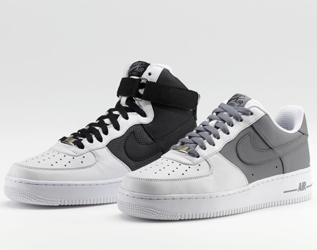 NIKEiD Air Force 1 iD Tactical Mesh + Tactical Grip Leather Design Options   db5d6aee1