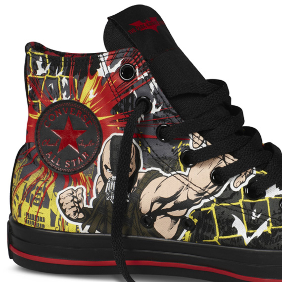 The Dark Knight Rises x CONVERSE Chuck Taylor All Star Collection ... 5674a6882