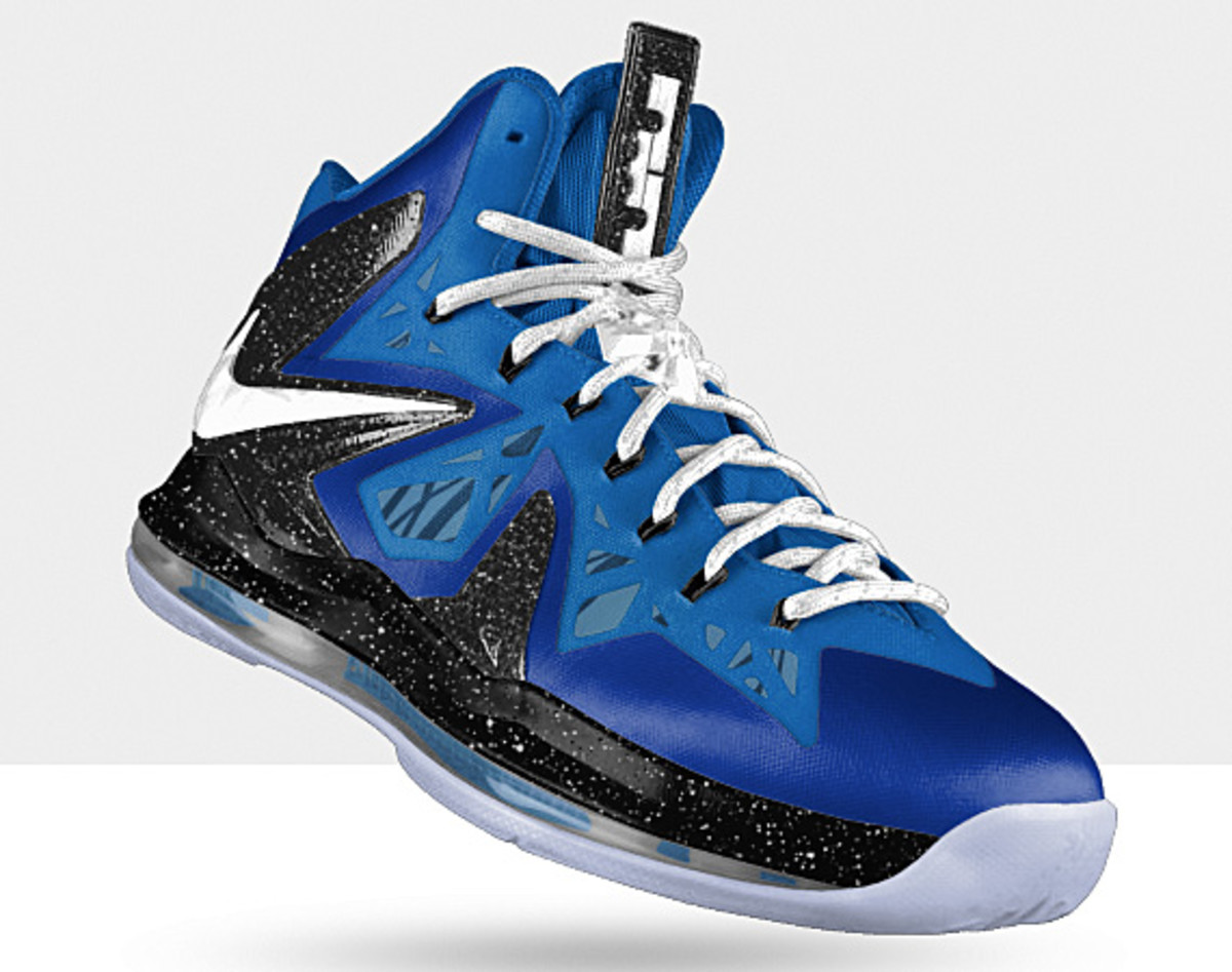 best sneakers a5136 9d577 NIKEiD LeBron X P.S. Elite iD - Freshness Mag