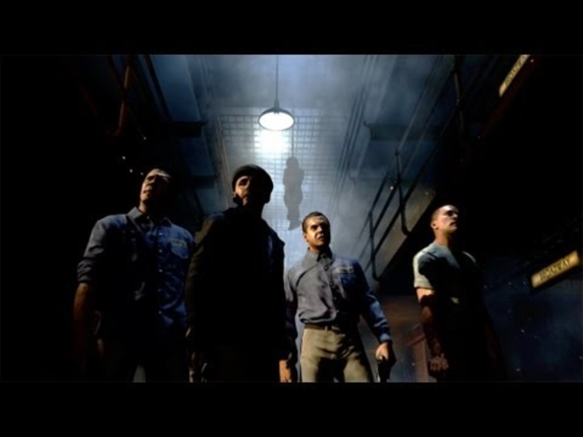 Call of Duty: Black Ops 2   Mob of the Dead Trailer | Video