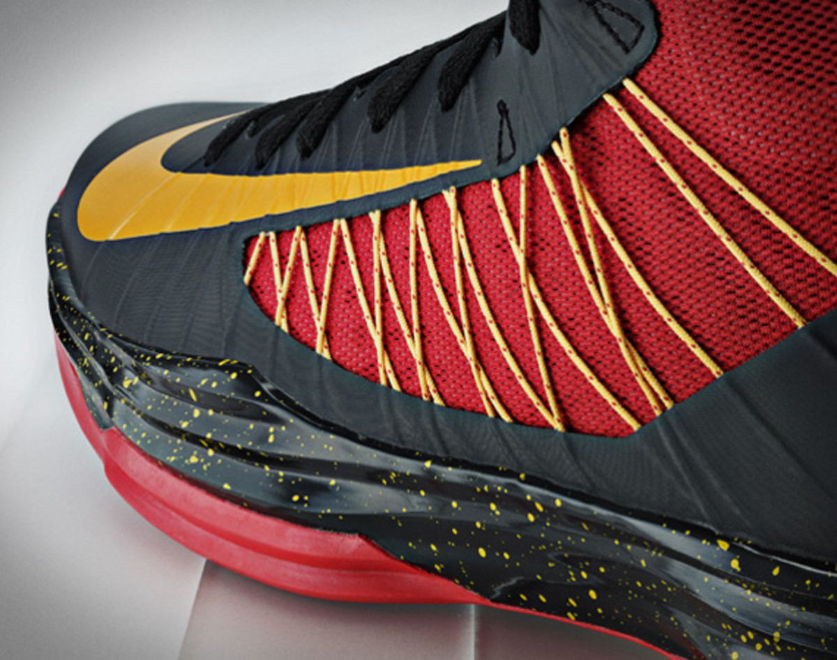 super popular c7724 b1139 Nike Hyperdunk 2012 Kyrie Irving PE
