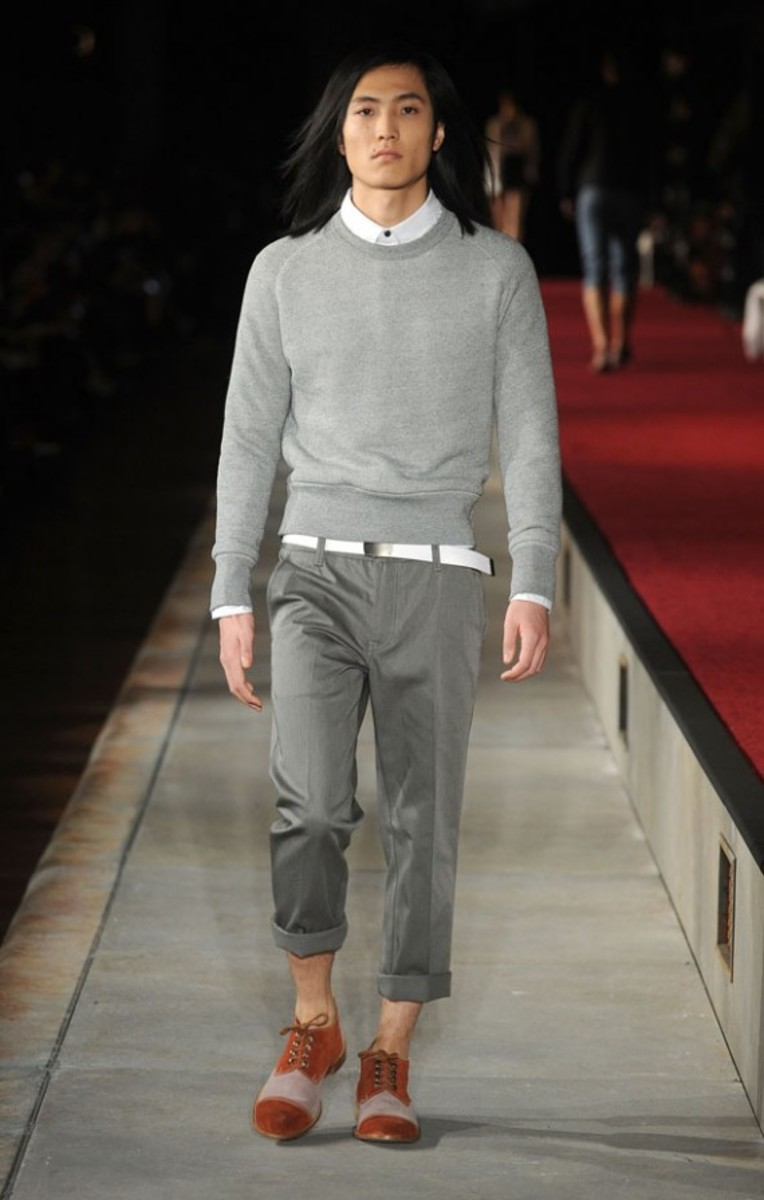 Levi's Fall 2012 Global Collection - Presentation