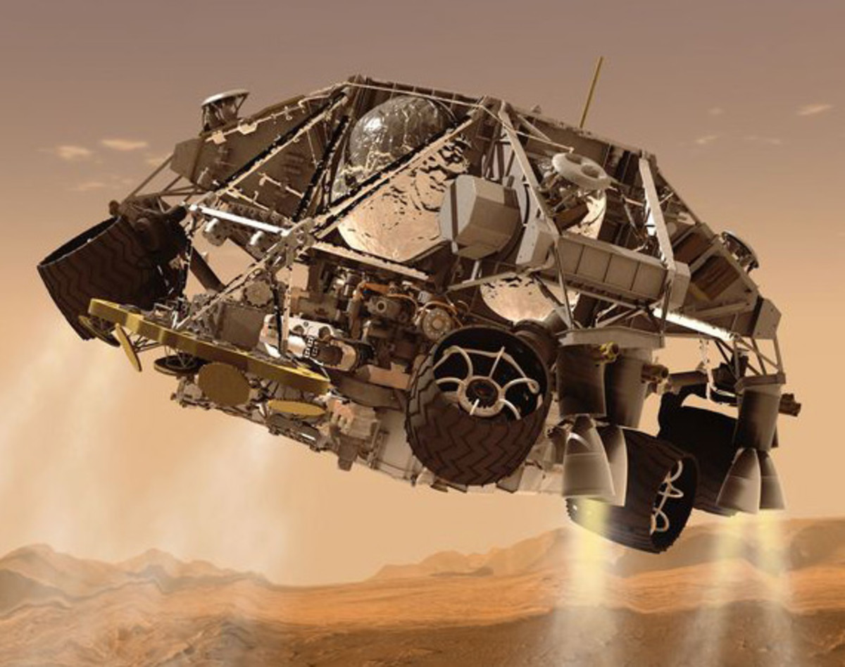 Mars Rover Live