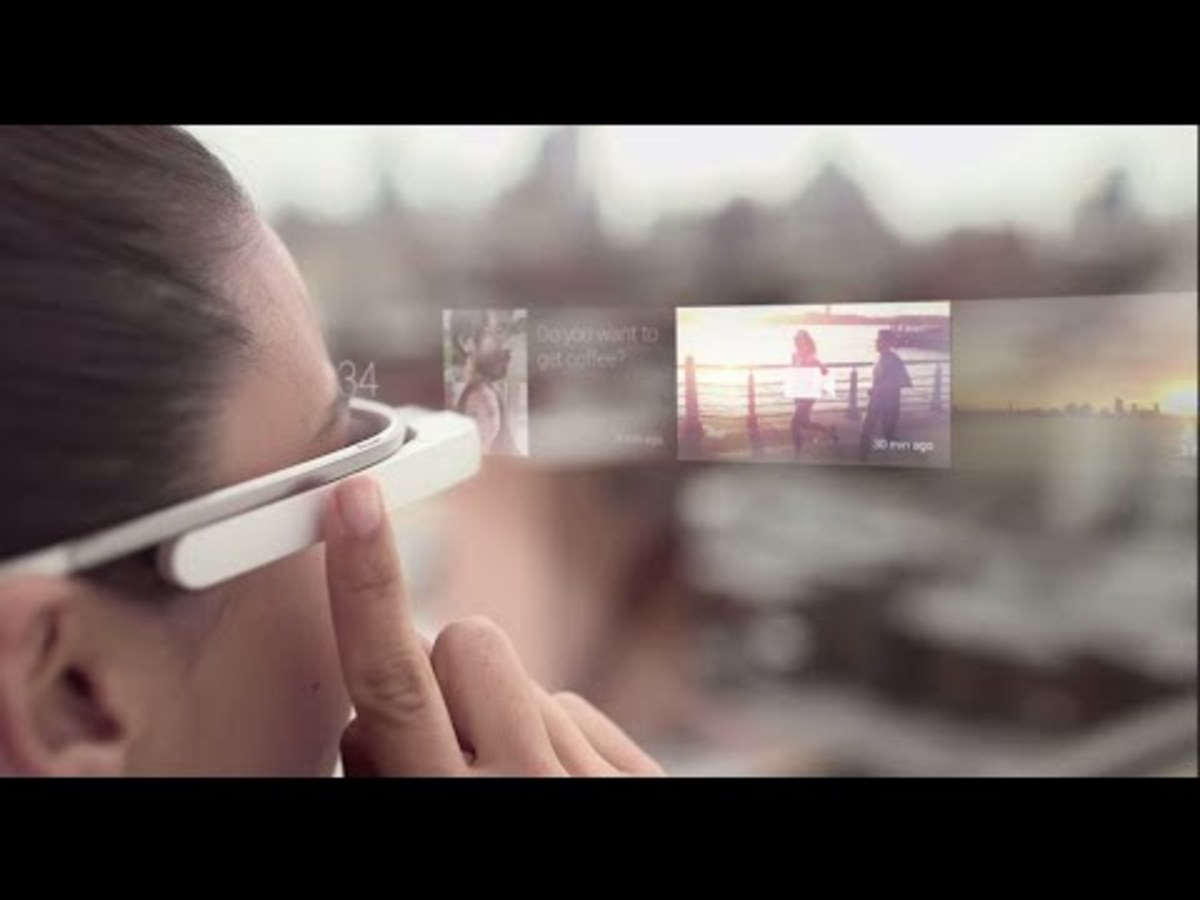 Google Glass   How To: Getting Started Tutorial | Video