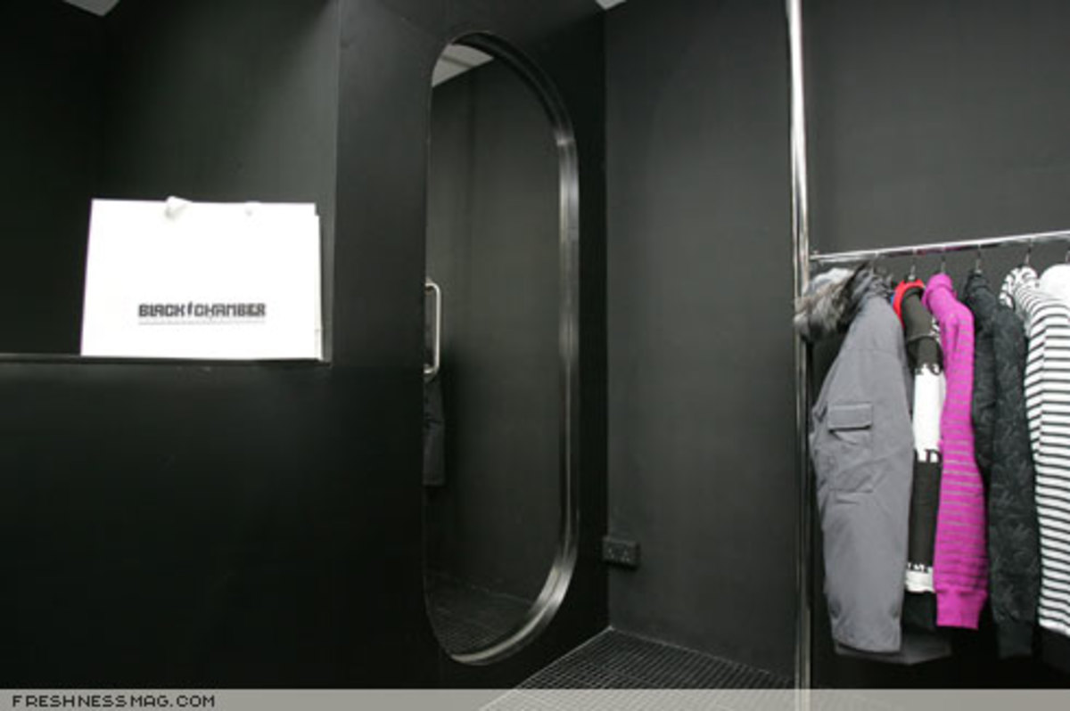 Freshness Feature: Black Chamber - Singapore - 12
