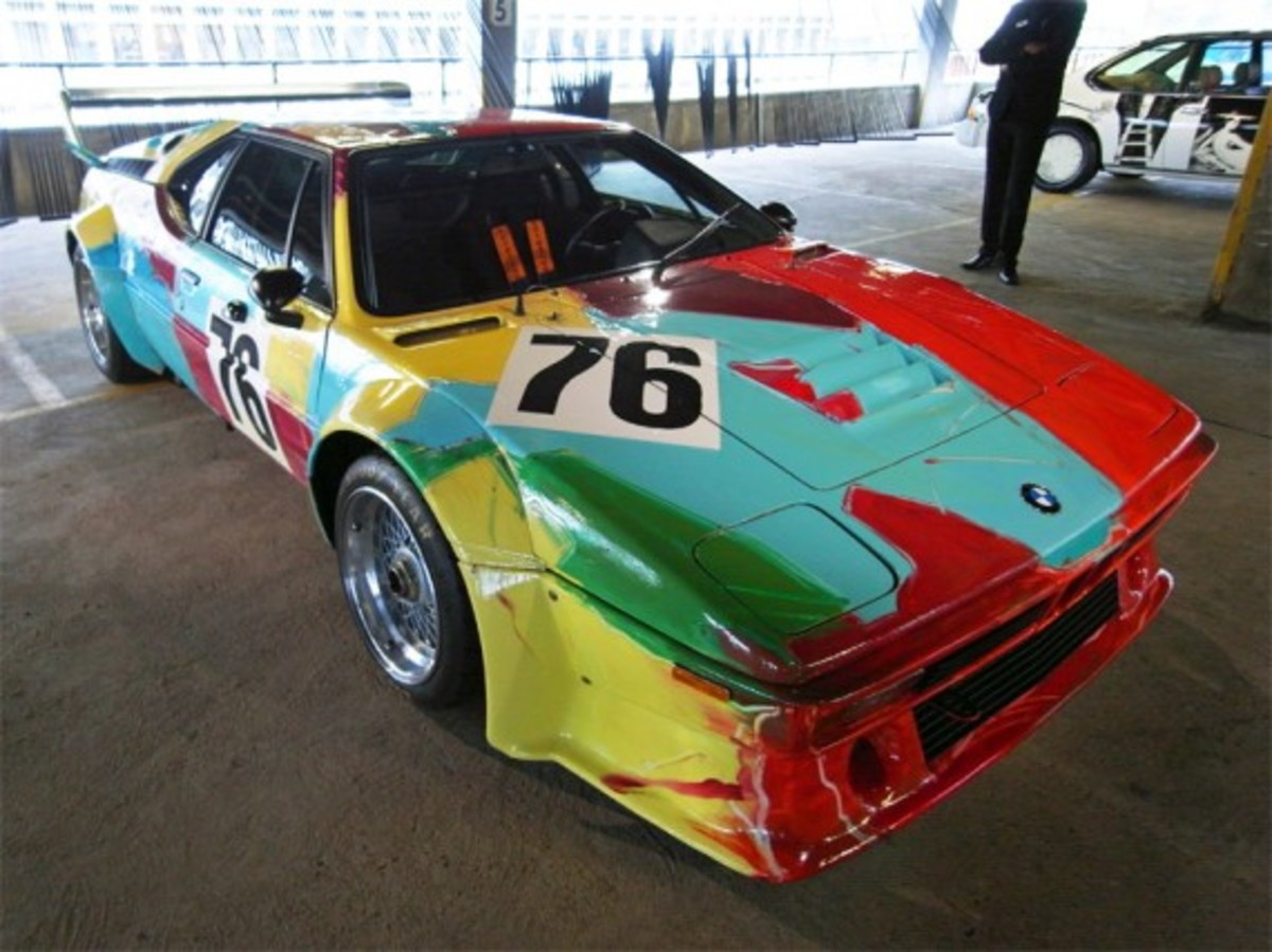 bmw-art-car-collection-exhibition-london-6