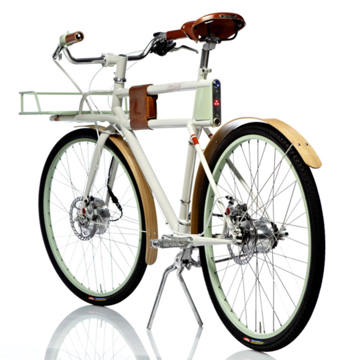 Faraday Electric Bicycle Pictures