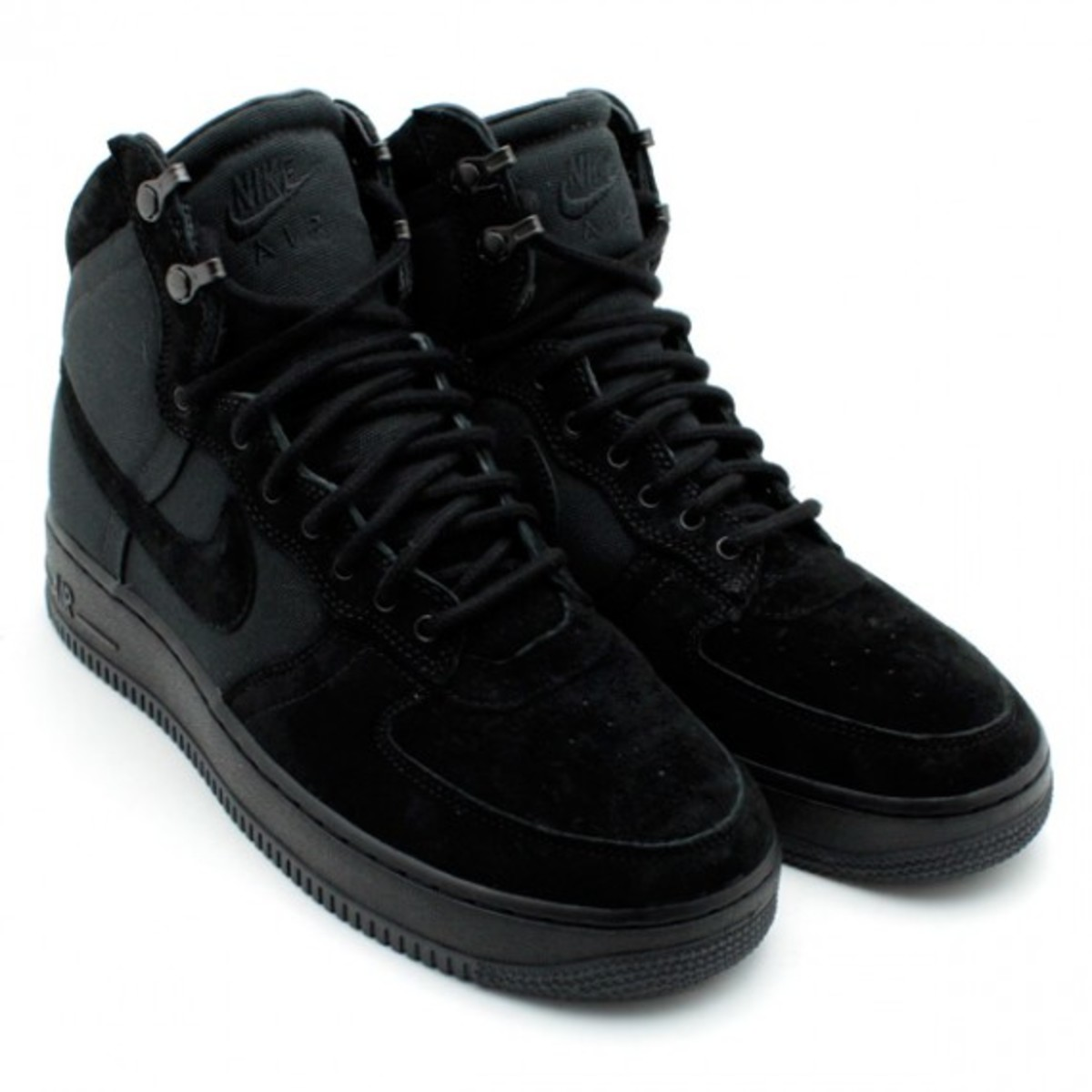 1 Deconstruct Boot Mag Military Air Hi Nike Freshness Force Black rodxWCBe