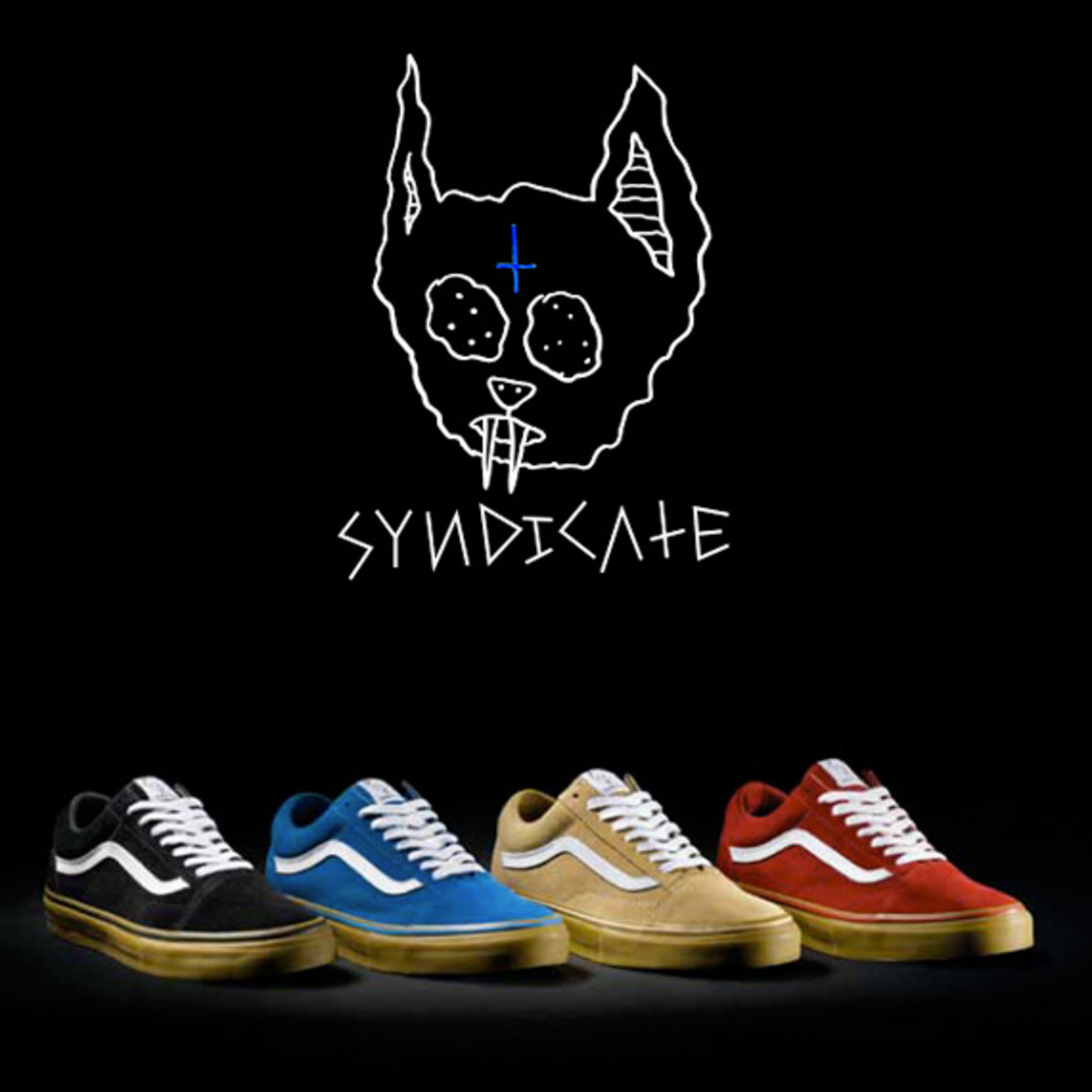 "fa7946912a ODD FUTURE x VANS Syndicate Old Skool Pro ""S"" - Freshness Mag"
