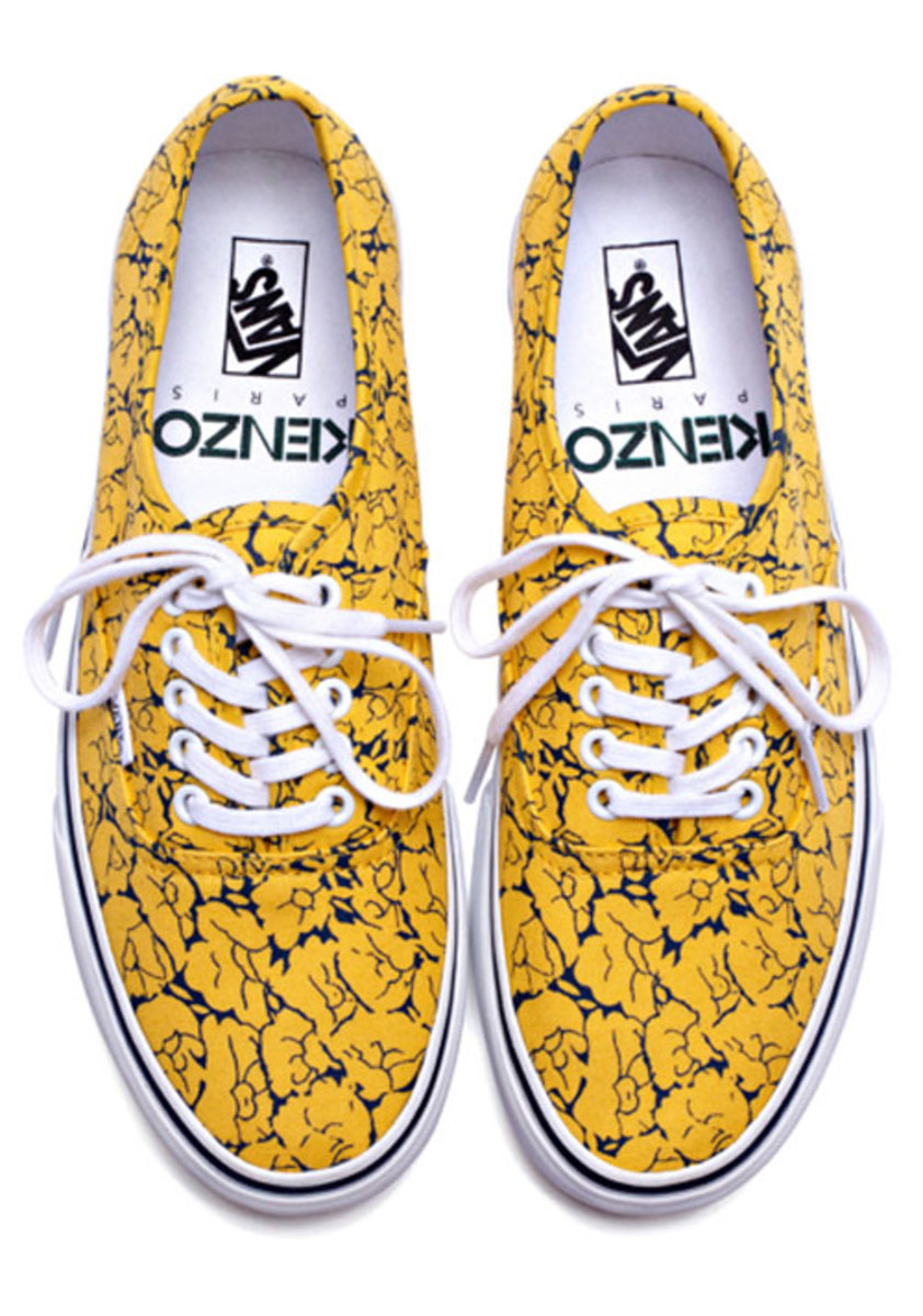f5c17723c KENZO x VANS - Fall/Winter 2012 Collection | Pre-Order - Freshness Mag