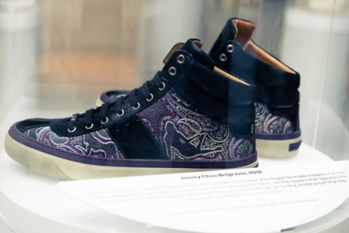 """Bata Shoe Museum - """"Out of the Box: The Rise of Sneaker"""
