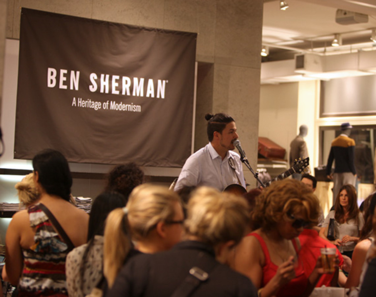 Fashions Night Out 2012   Ben Sherman Featuring Jamie Woon | Event Recap
