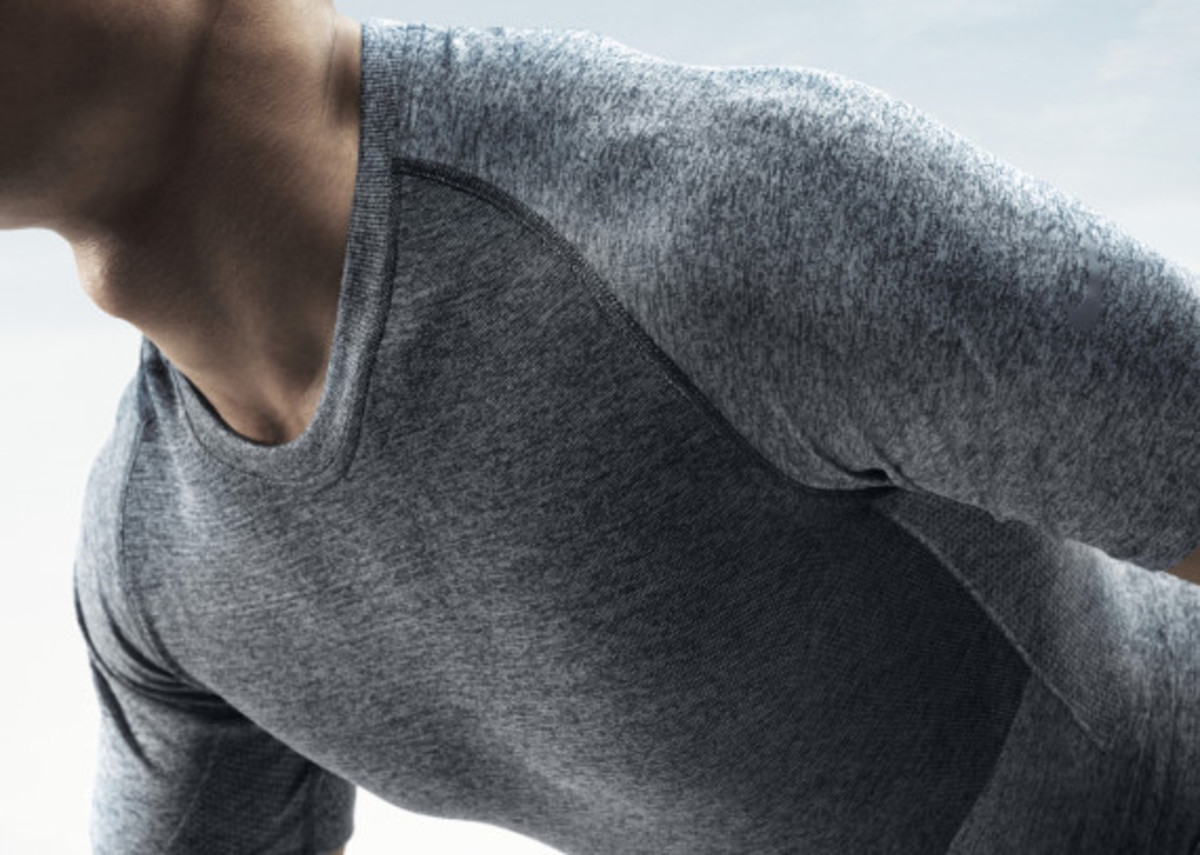 Nike Aeroloft And Dri Fit Technology For Apparel