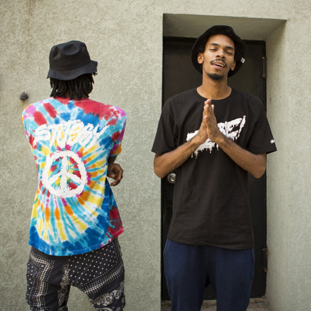 Stussy x Flatbush Zombies - Capsule Collection - Freshness Mag a559bb67111