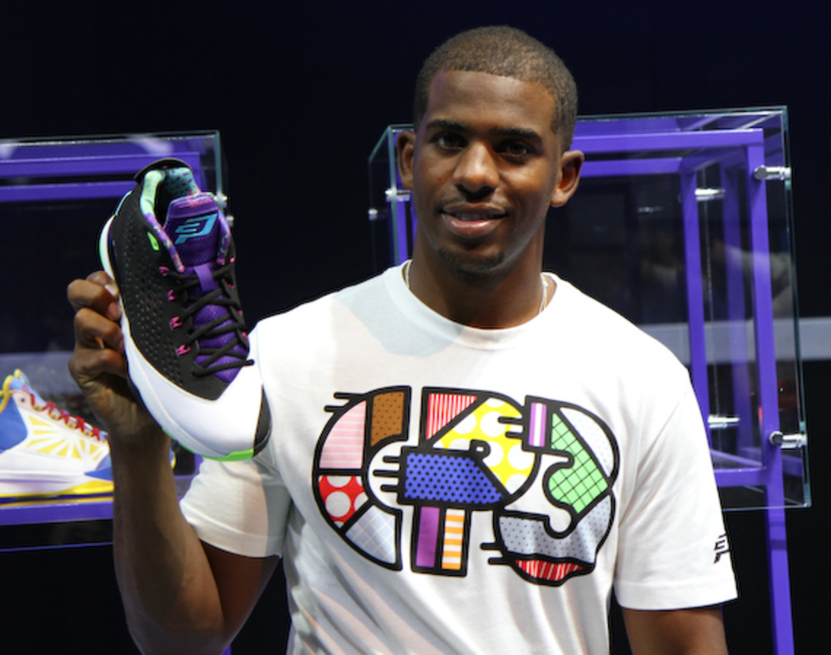 Jordan CP3.VII - Officially Unveiled with Chris Paul - 0