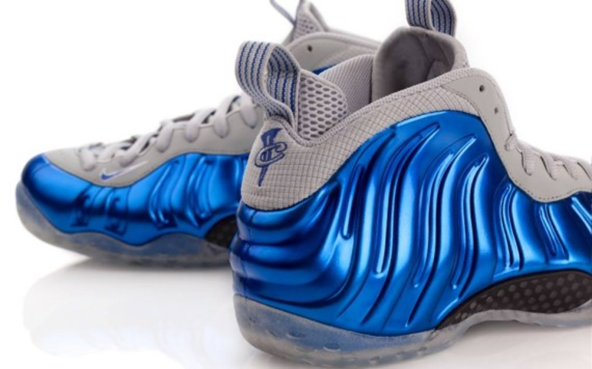 Official Photos of the Nike Air Foamposite One Swoosh?