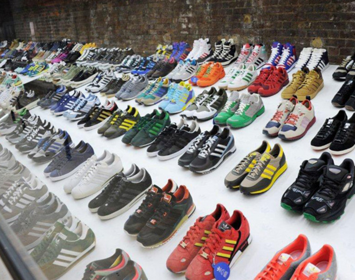 adidas Originals #Spezial Exhibition at Hoxton Gallery | London