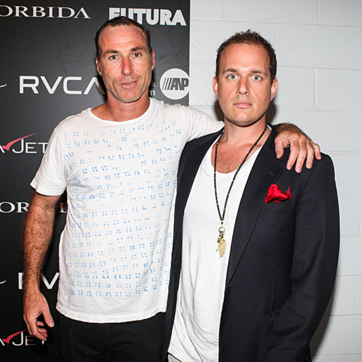 FUTURA exhibition opening presented by Andy Valmorbida and PM Tenore with support from Bombardier Aerospace, RVCA Artist Network Program and VistaJet