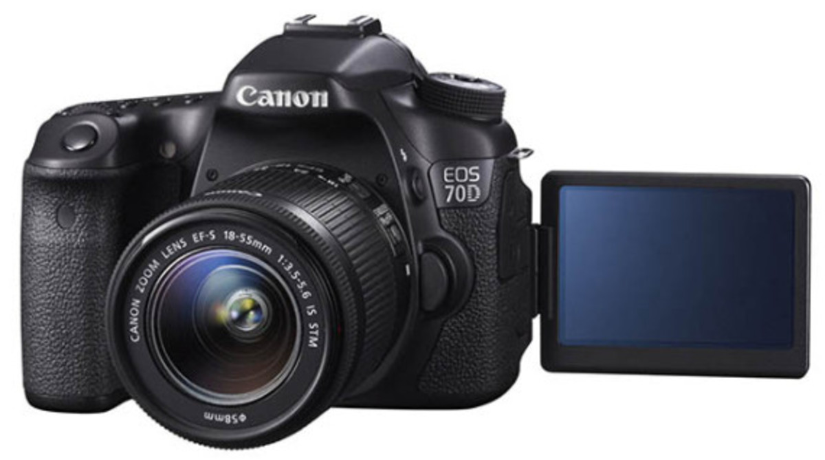 Canon EOS 70D Mid-Range DSLR - Officially Unveiled - Freshness Mag