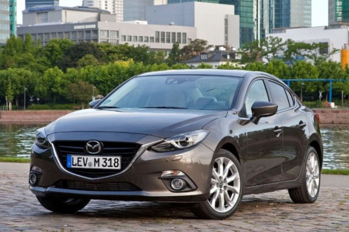 2014 mazda mazda3 sedan officially unveiled freshness mag. Black Bedroom Furniture Sets. Home Design Ideas