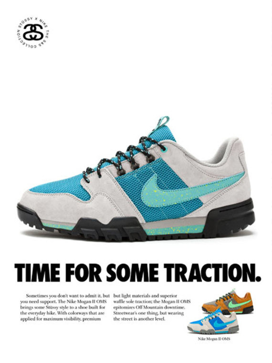 best website f6aef d94f0 Stussy x Nike Off Mountain System - S S Collection - Freshness Mag