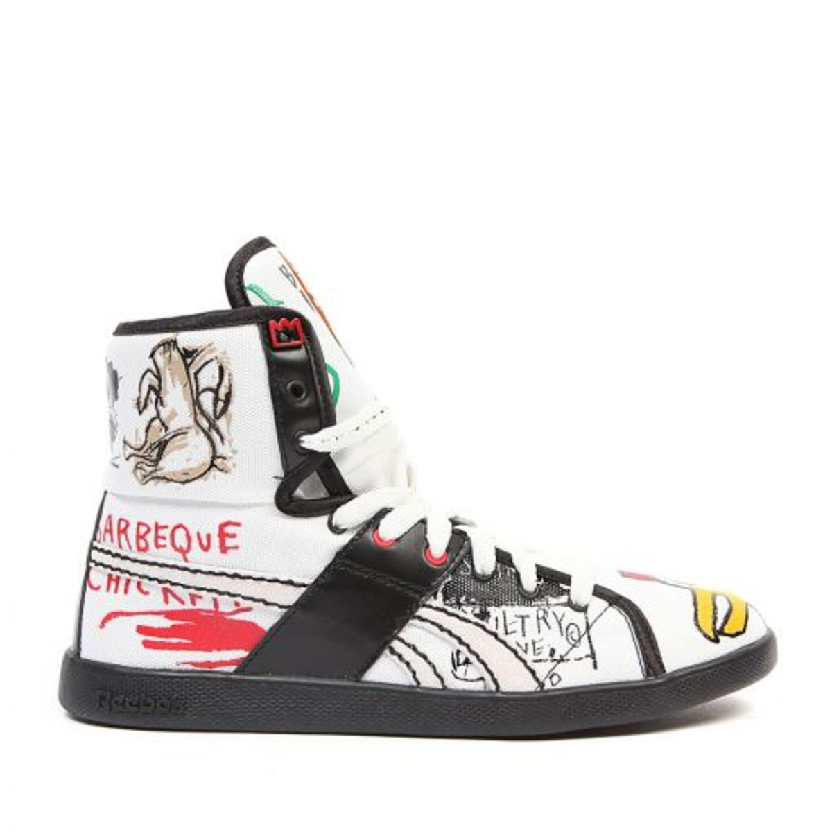 "3fbbfca36fb Reebok – Fall 2009 – ""Basquiat"" Collection - Freshness Mag"