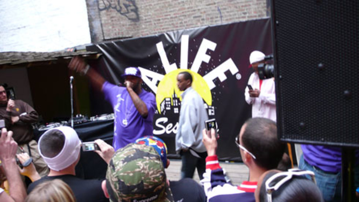 ALIFE Sessions 3: Bun B and Friends - 5