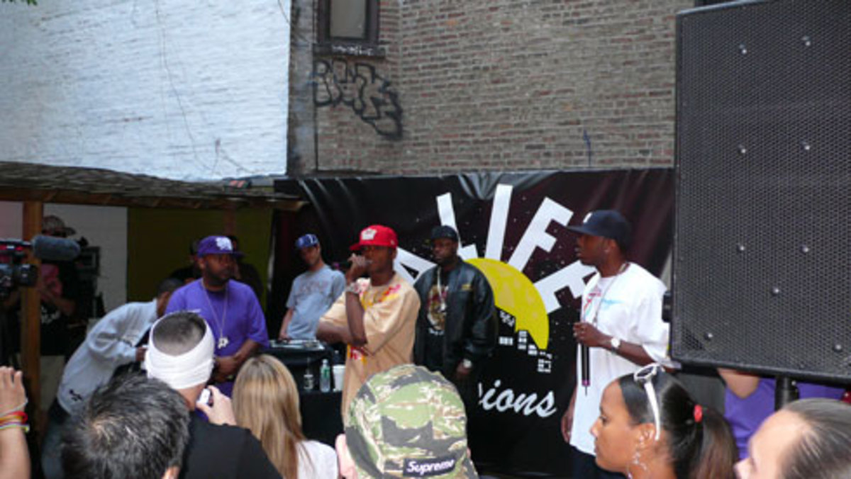 ALIFE Sessions 3: Bun B and Friends - 8