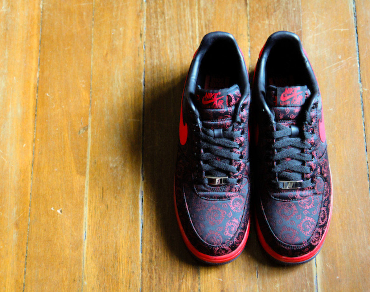 """newest 58605 fa80c ACU x Nike Lunar Force 1 QS """"City Pack - Shanghai"""" - Officially Unveiled"""