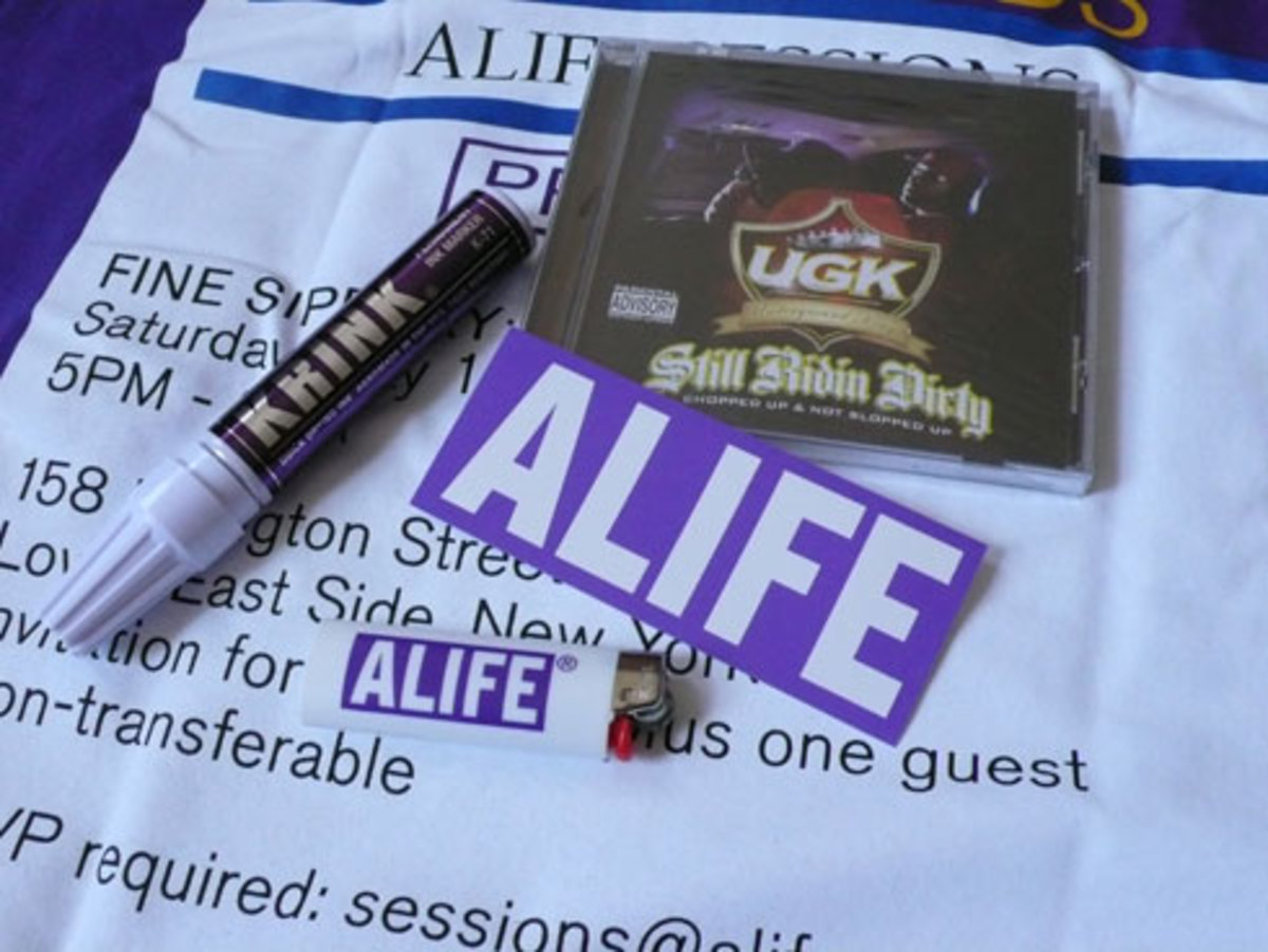 ALIFE Sessions 3: Bun B and Friends - 14