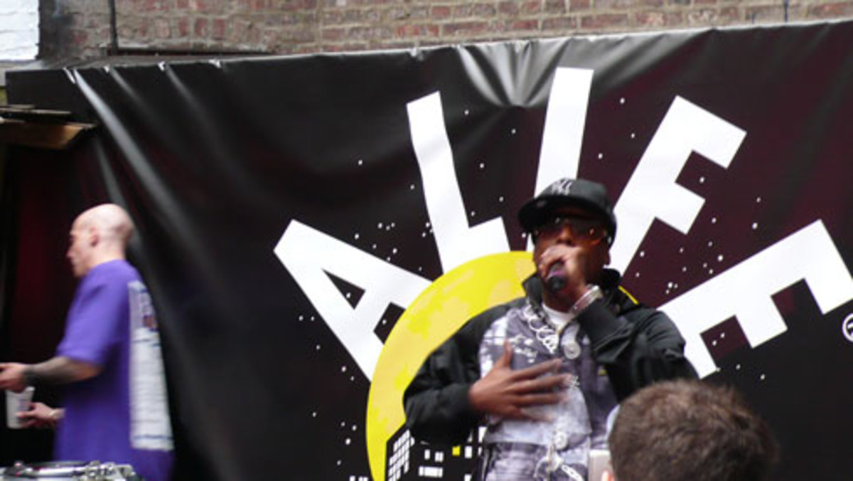 ALIFE Sessions 3: Bun B and Friends - 9