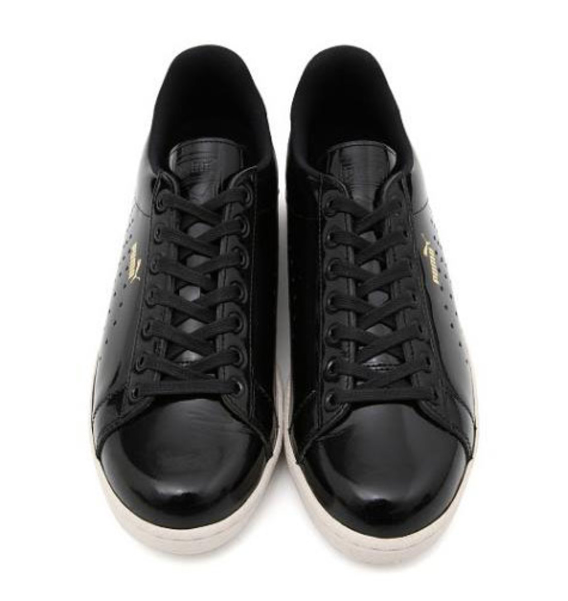 Styles x PUMA Firstround Lo Patent ST10 - Made in Japan - Freshness Mag b00e120c4d