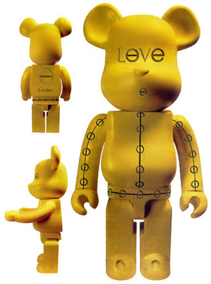 Love is Big Love is BE@RBRICK - Designers for Charity - 10