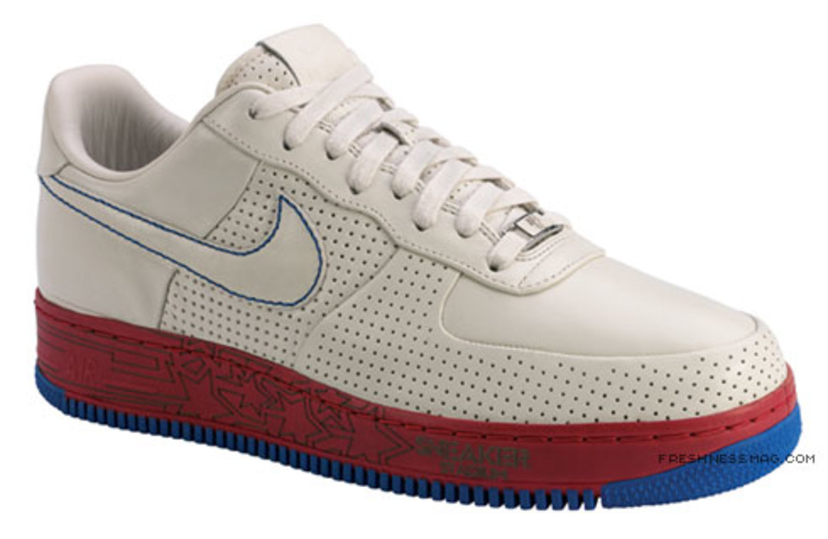 Nike  Air Force 1 - I95 Pack - Philadelphia - 4