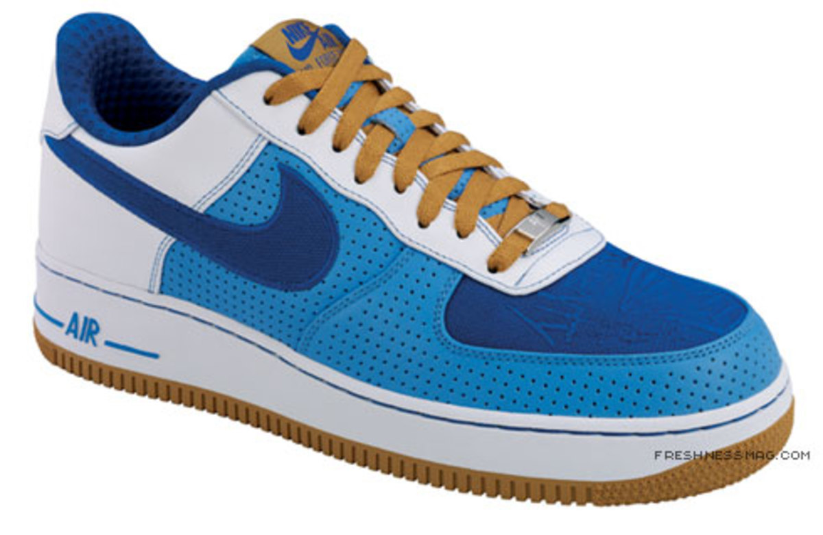 Nike  Air Force 1 - I95 Pack - Philadelphia - 3