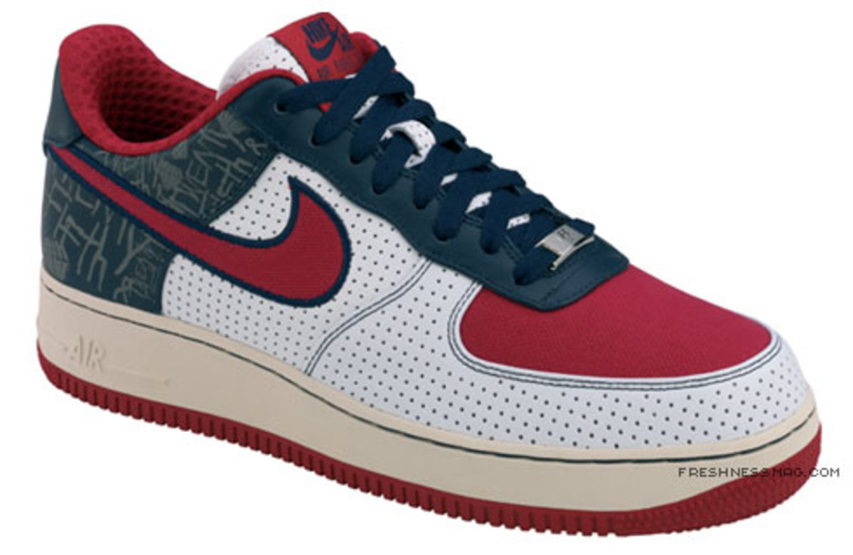 Nike  Air Force 1 - I95 Pack - Philadelphia - 2
