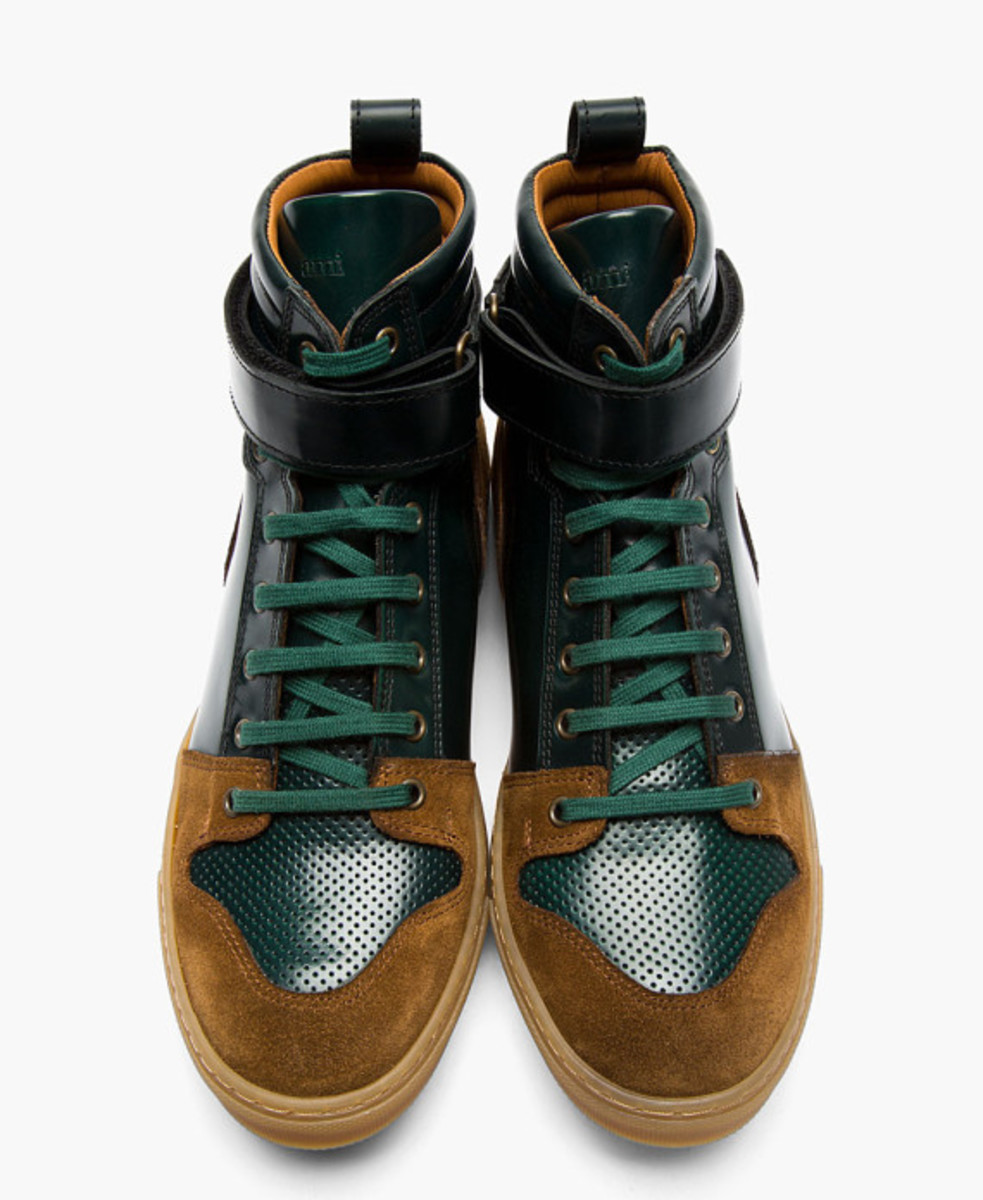 ami-dark-green-suede-trimmed-high-top-sneakers-06
