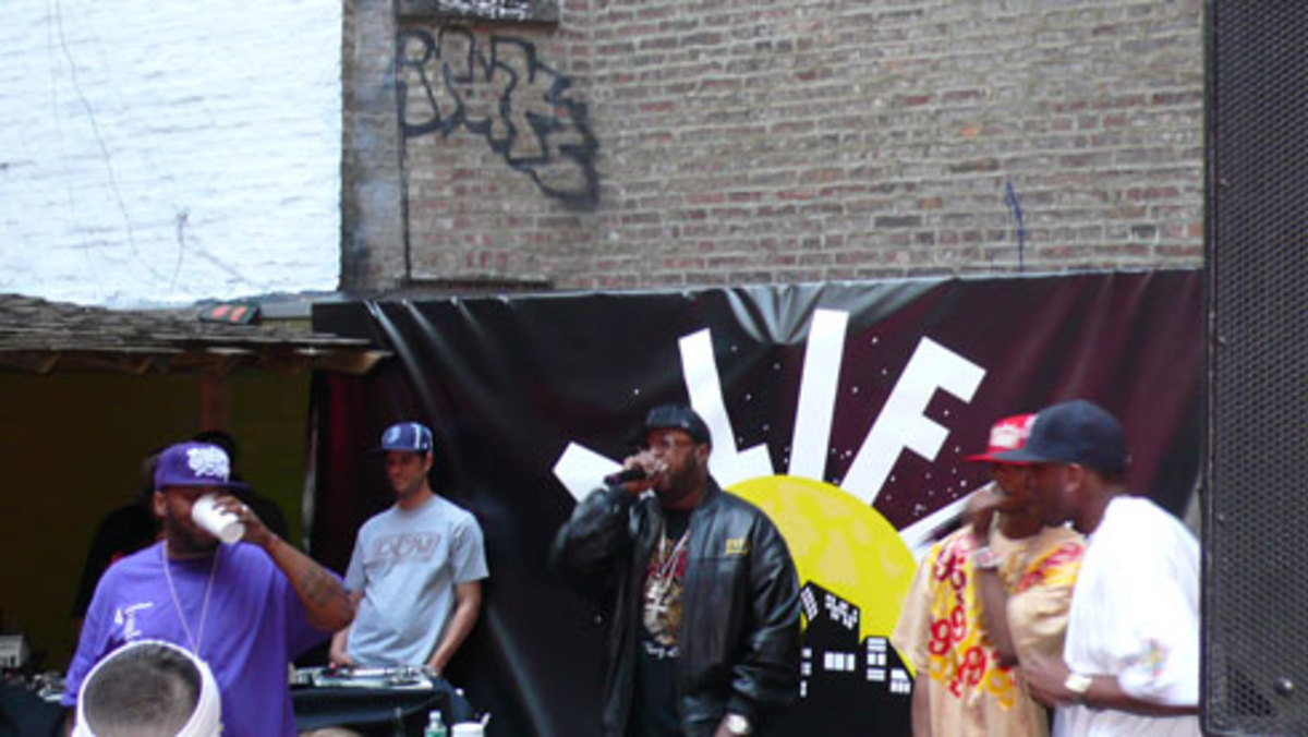 ALIFE Sessions 3: Bun B and Friends - 7