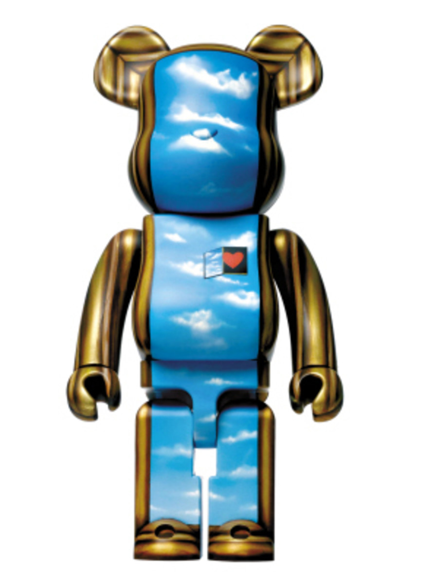 Love is Big Love is BE@RBRICK - Designers for Charity - 1