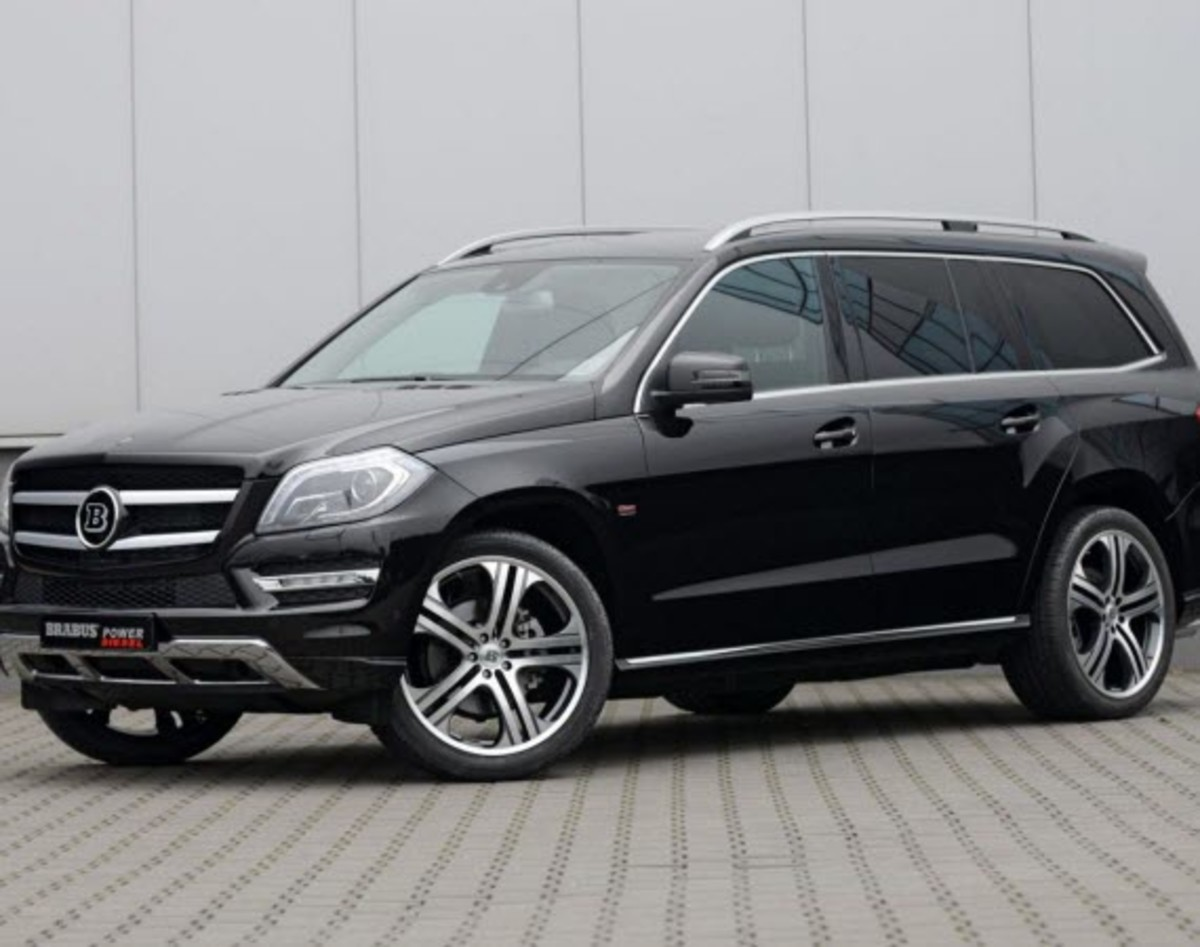 2013 mercedes benz gl class power diesel edition by for Mercedes benz gl 2013