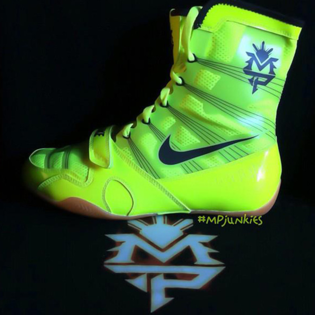 Manny Pacquiao x Nike HyperKO MP Boxing Boot New Colorways
