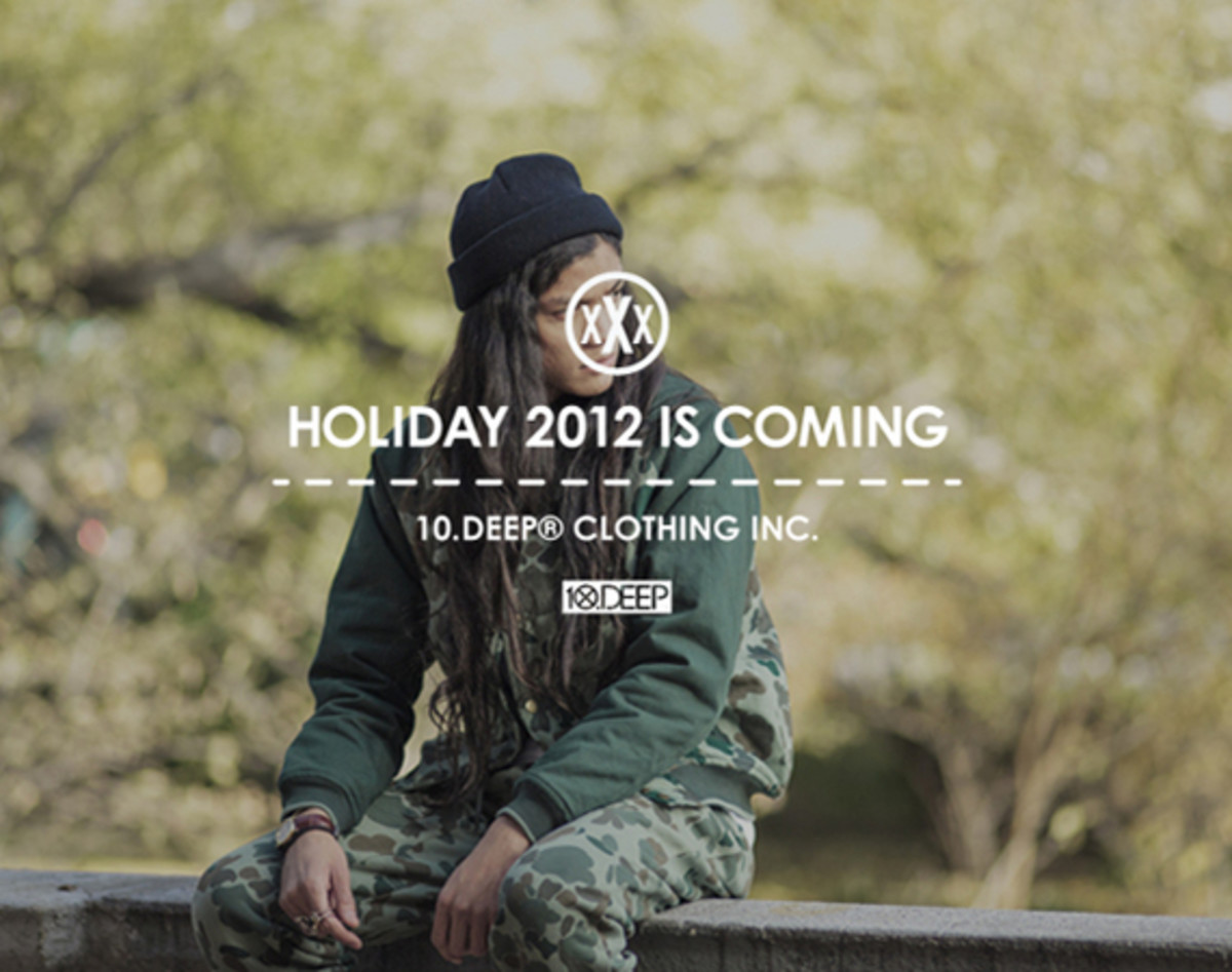 10deep-holiday-2012-collection-lookbook-video