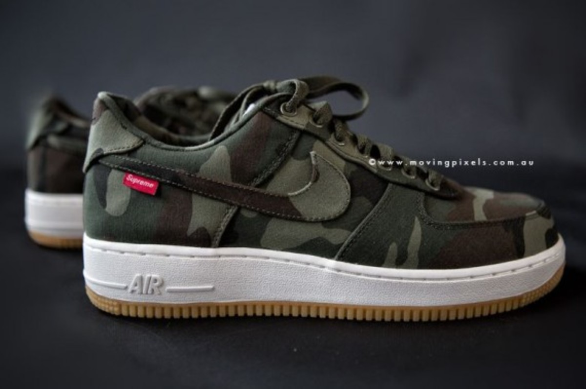 Anniversary Force Low Air Nike CamoDetailed X 1 Xxx Supreme Look fgb76Yy