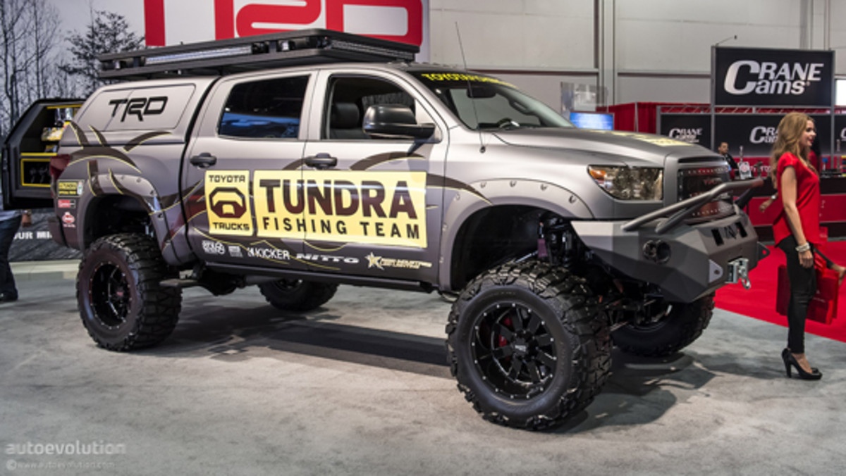 Toyota Tundra Ultimate Fishing Edition By Britt Myers