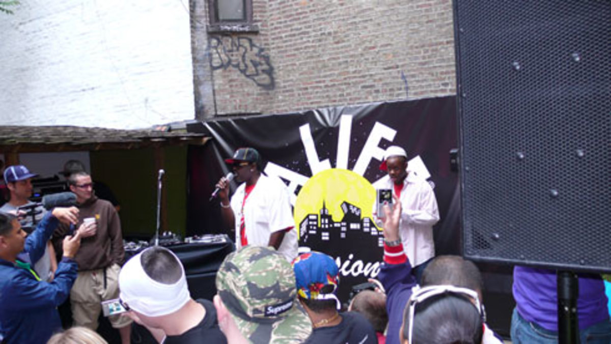 ALIFE Sessions 3: Bun B and Friends - 4